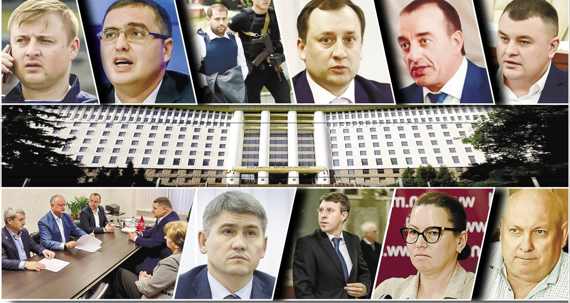 VIDEO/ Candidații cu probleme de integritate care vor în Parlament. MAI refuză repetat să ofere informații despre dosarele penale ale candidaților