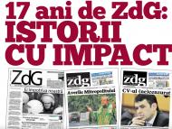 17 ani de ZdG: istorii cu impact