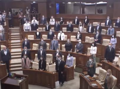 Clarificările PAS în legătură cu pauza anunțată la Parlament și explicația unui fost președinte al CC despre ce s-a întâmplat la ședința de constituire a noului Legislativ
