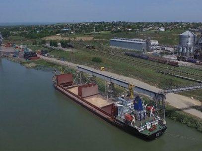"""VIDEO/ Compania """"Trans-Oil"""", condusă de milionarul Vaja Jhashi, anunță că a reluat exportul de cereale din R. Moldova și România"""