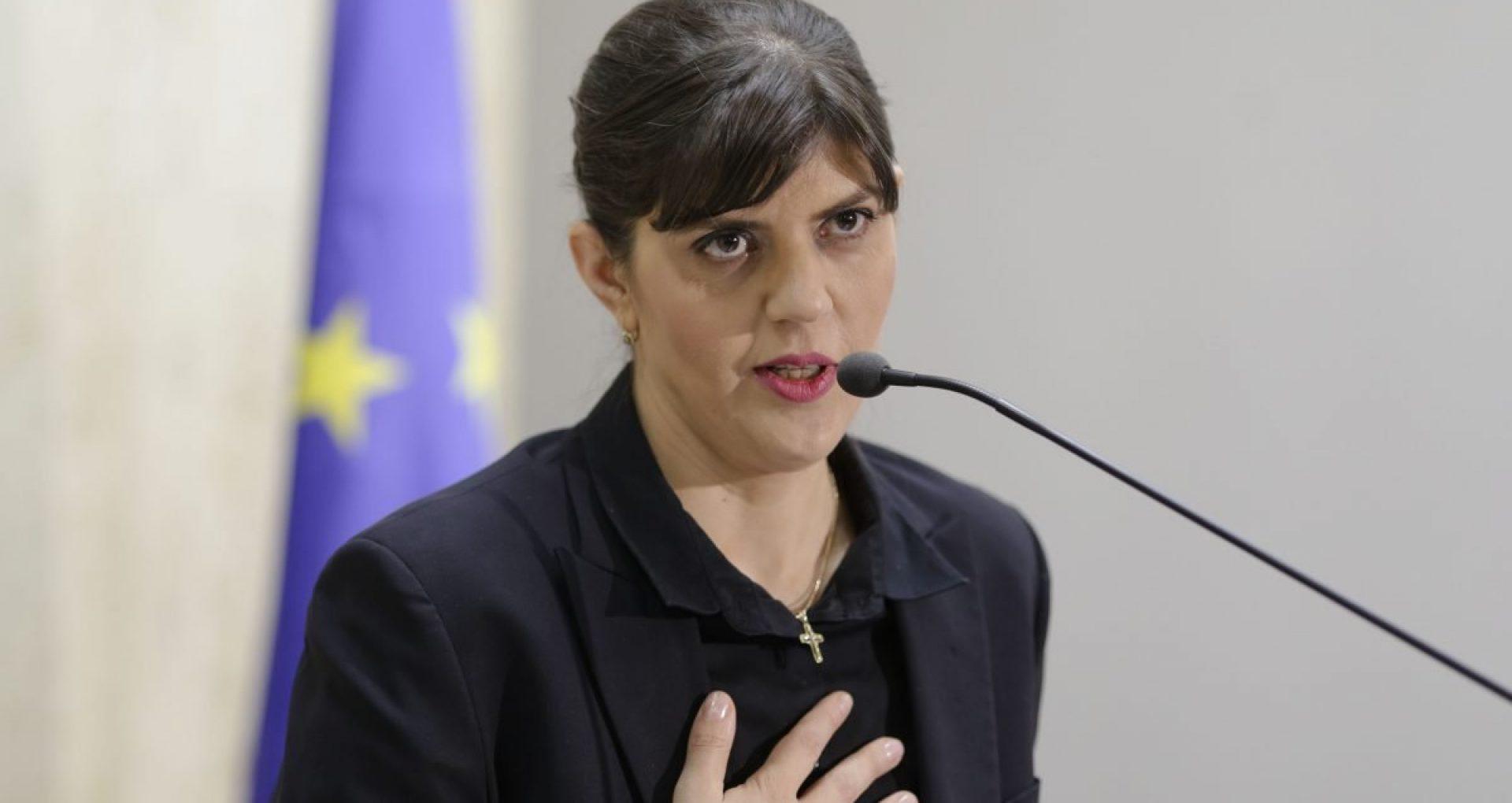 Parchetul European condus de procurora-șefă, Laura Codruța Kovesi, a inițiat o anchetă împotriva a patru cetățeni croați privind acțiuni de corupție