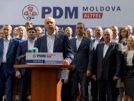 """PDM, după ce fostul ministru al Apărării Alexandru Pînzari a fost reținut: """"Sperăm că acesta va avea parte de o justiție corectă"""""""