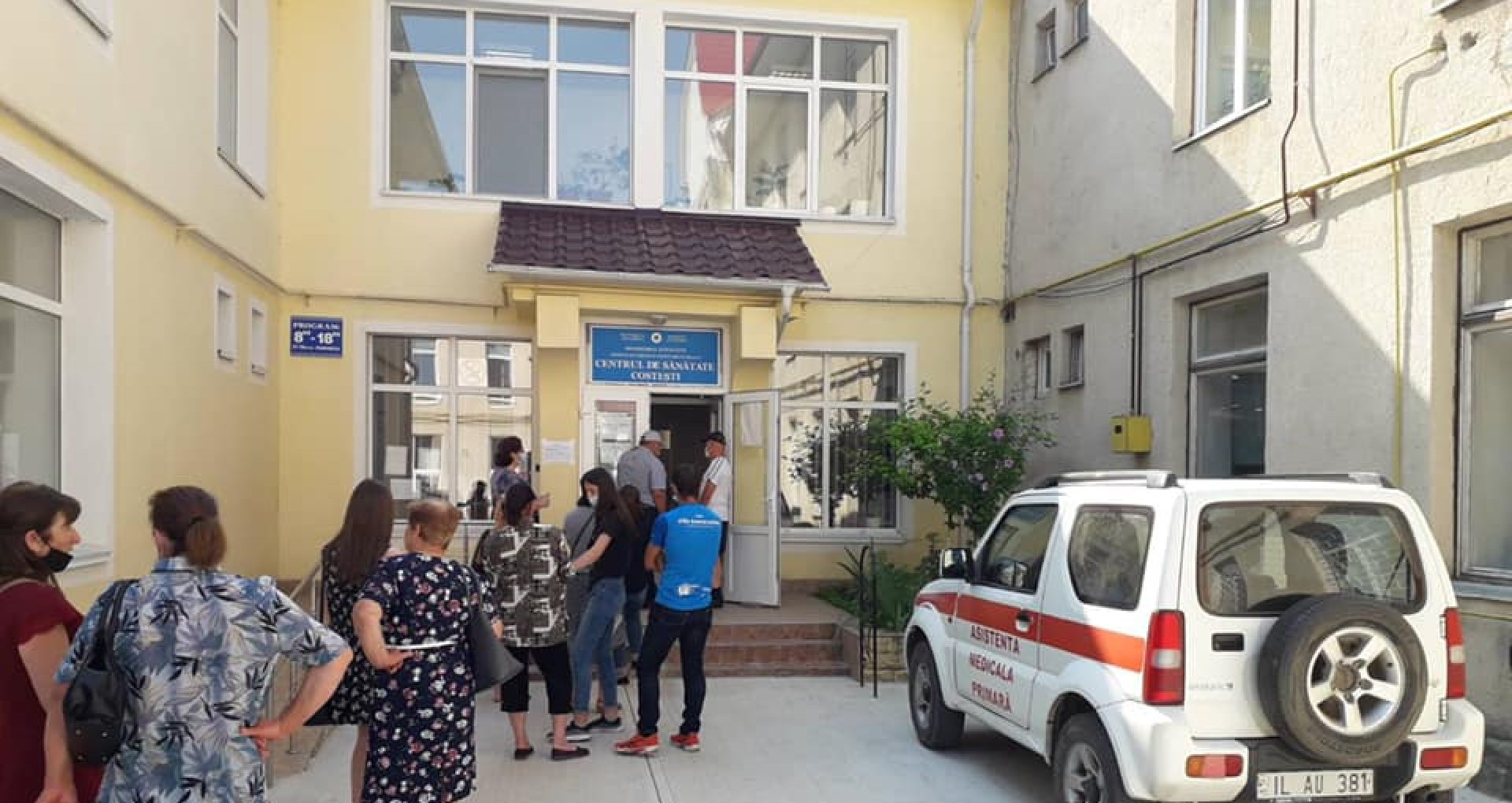 Aproape patru mii de cetățeni s-au imunizat împotriva COVID-19 în R. Moldova, în ultimele 24 de ore