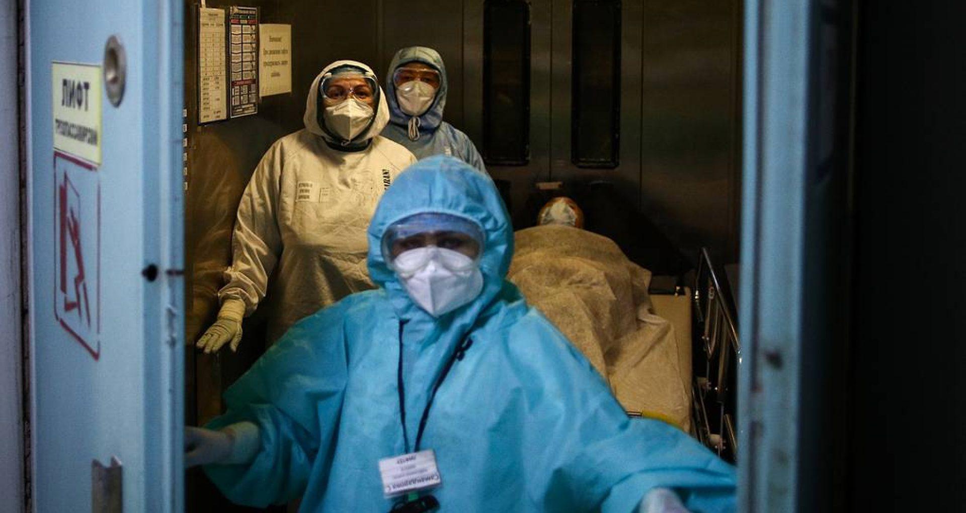 Rusia a raportat peste 23 de mii de cazuri noi de COVID-19 și 783 de decese: Moscova este regiunea cea mai afectată