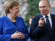 Politico: De ce a ales Merkel Rusia și Nord Stream 2 în detrimentul Statelor Unite și a Occidentului