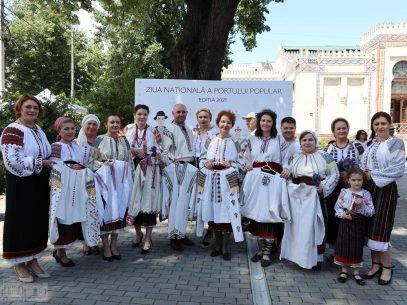 Ia românească, sărbătorită și pe timp de pandemie
