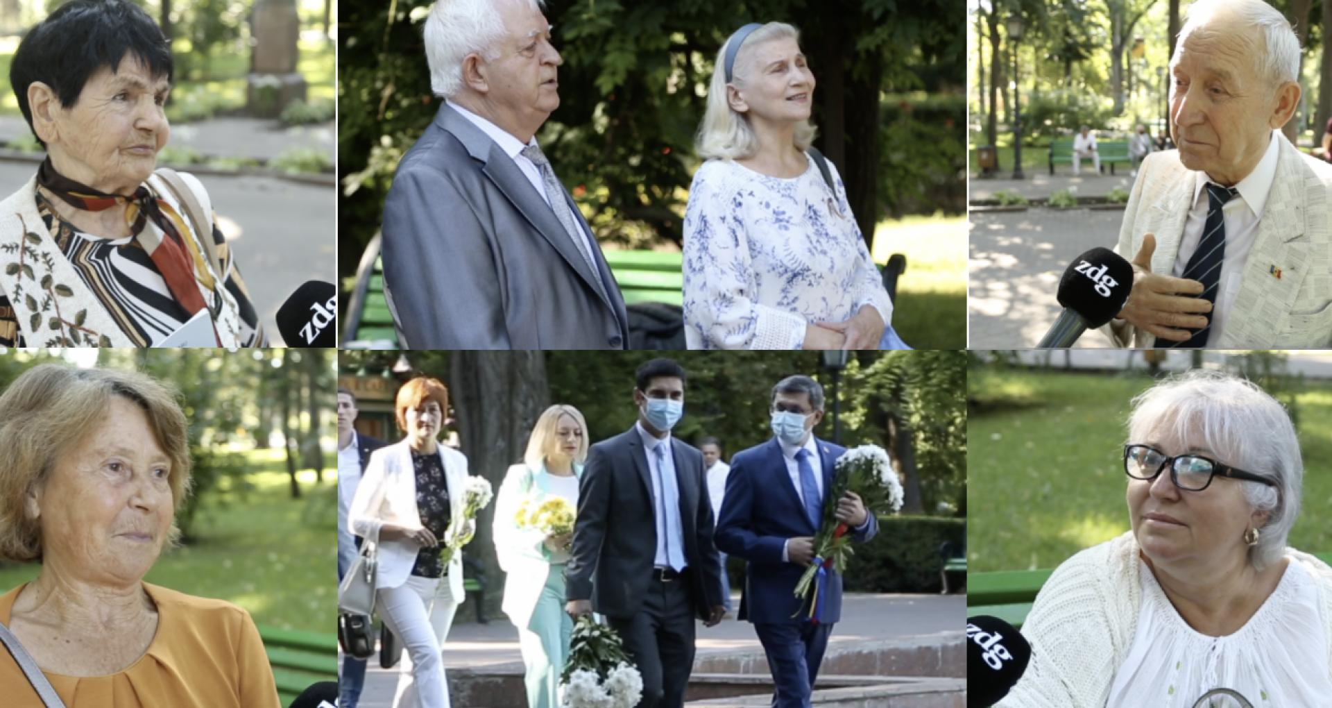 """VIDEO/ """"Limba română trebuie să o elogiem nu doar pe 31 august, noi trebuie să avem grijă de ea în fiecare zi"""""""