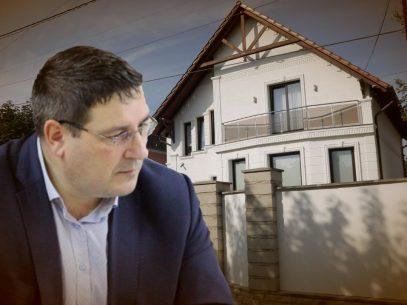 FOTO/ Cum arată casa noului șef interimar al IGP, pe care susține că a cumpărat-o cu 45 de mii de euro