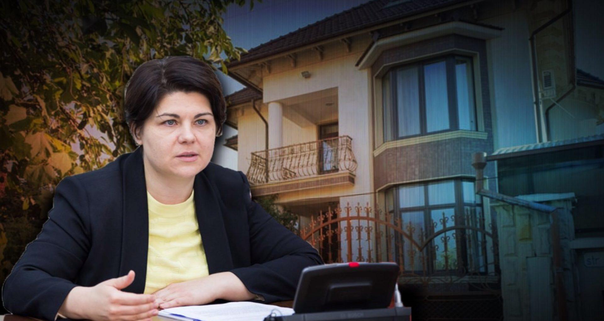 FOTO/ Casa nedeclarată în care locuiește prim-ministra Natalia Gavrilița. Explicațiile șefei Executivului și ce spune legea