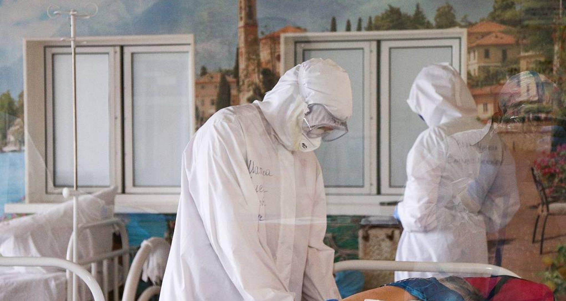 Rusia înregistrează peste 22 de mii de cazuri noi de îmbolnăvire cu COVID-19. Sankt Petersburg este cel mai afectat oraș