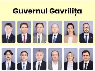 Guvernul Gavrilița anunță că în primele luni de mandat va prioritiza patru direcții de activitate. Care sunt acestea