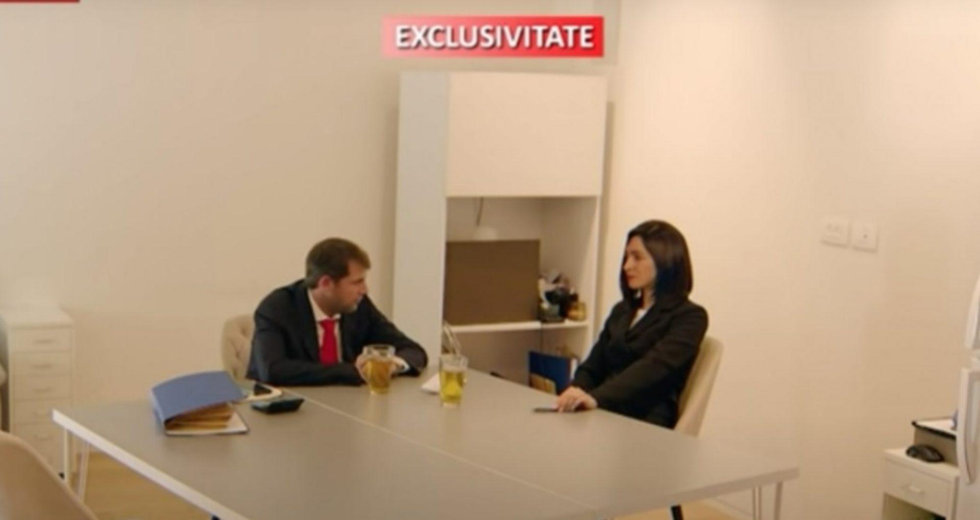 """Președinta Sandu, după imaginile trucate în care ea apare alături de Șor: """"Niciodată nu m-am întâlnit cu Șor. Avem nevoie de o Legislația mai dură"""""""