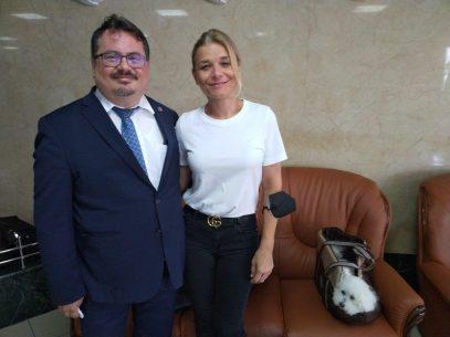 Ambasadorul UE, Peter Michalko, a părăsit R. Moldova. Mesajul de adio