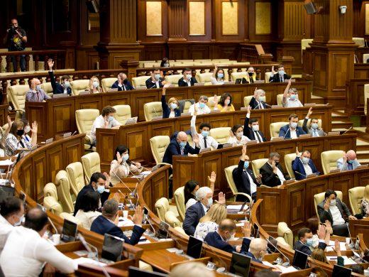Parlamentarii vor examina astăzi moțiunea simplă inițiată de fracțiunea comuniștilor și socialiștilor asupra activității Ministerului Justiției