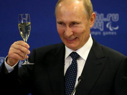 """Vladimir Putin, mesaj de felicitare cu ocazia Zilei Independenței: """"Stimată Maia Grigorevna …"""""""