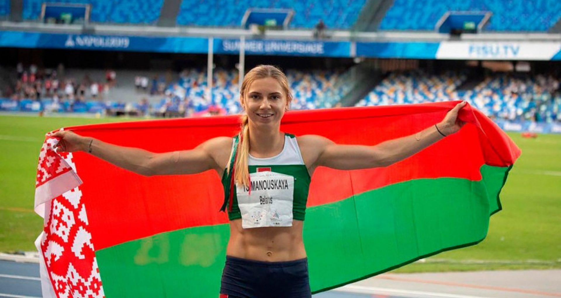 Atleta din Belarus, forțată să se întoarcă în țară, va ajunge în Polonia miercuri