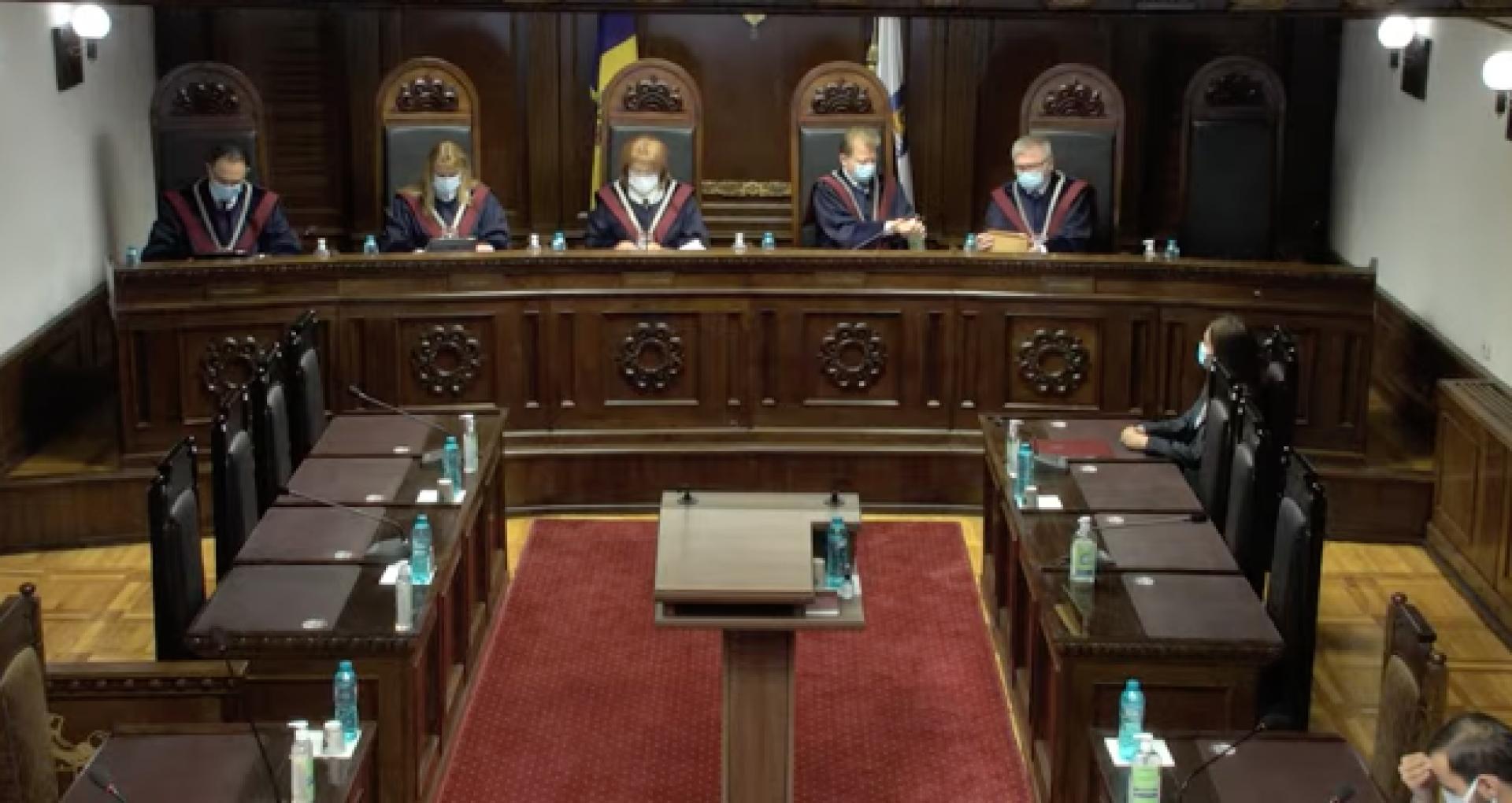 VIDEO/ CC a declarat neconstituțională plafonarea taxelor locale impusă de Guvernul Chicu în politica fiscală pentru 2021 și aprobată de PSRM-ȘOR