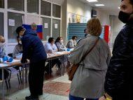 Alegeri în Rusia: Partidul lui Putin conduce, potrivit rezultatelor preliminare. Comuniștii, pe locul al doilea