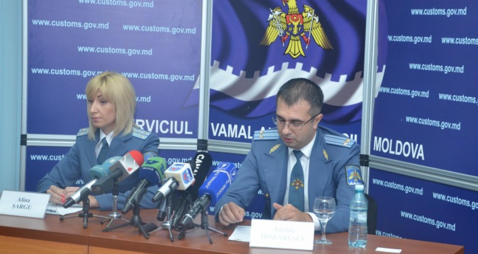 Adrian Morărescu și-a dat demisia din funcția de șef adjunct al Serviciului Vamal