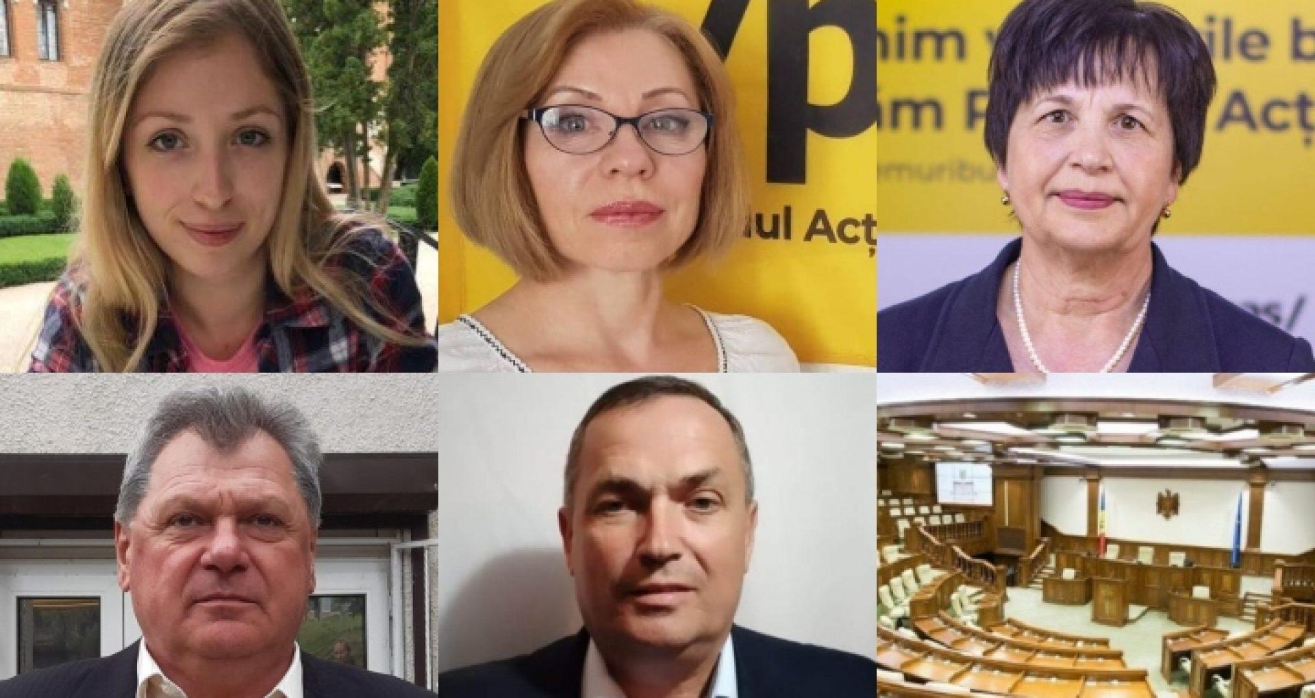 Declarațiile de avere ale celor cinci candidați PAS care vor accede  în Parlament. CEC inițiază procedura de validare a mandatelor de parlamentar
