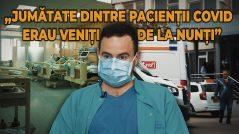 VIDEO/  Șeful secției Reanimare COVID-19 a IMU, despre motivele din care apar mai multe tulpini, a treia doză de vaccin și ce urmează după valul patru