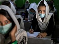Colegiile și liceele din Afganistan s-au redeschis, însă doar pentru băieți