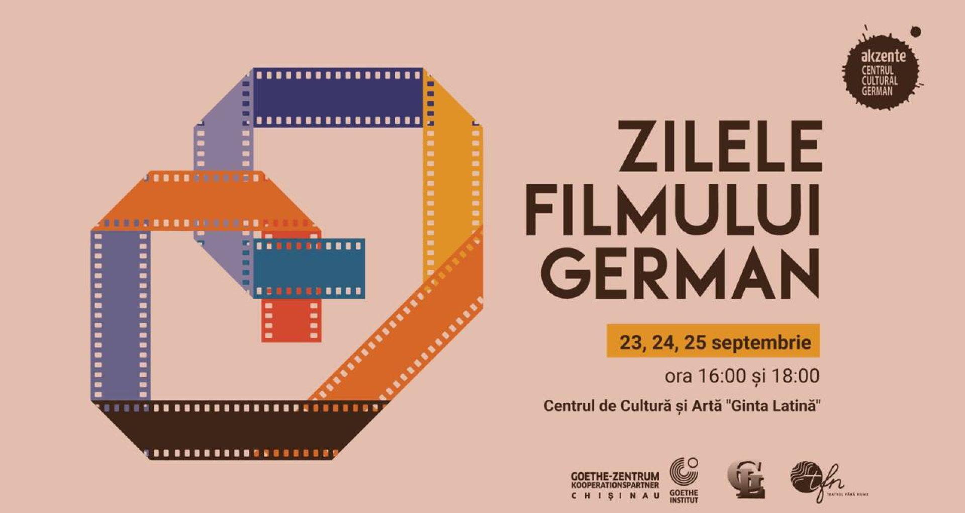 Zilele Filmului German la Chișinău