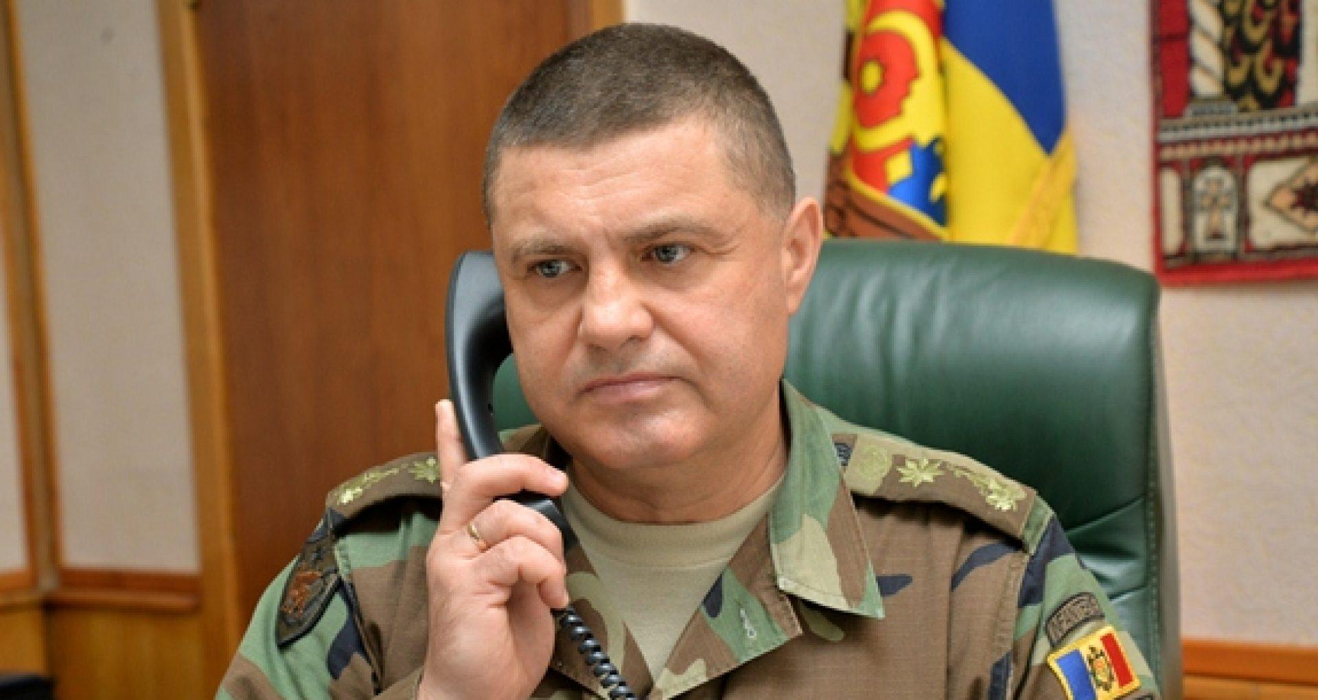 DOC/ Maia Sandu a semnat decretul privind destituirea lui Igor Gorgan din funcția de șef al Marelui Stat Major al Armatei Naționale