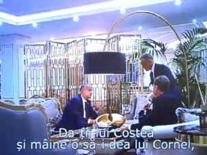 Procesul penal inițiat după imaginile în care Plahotniuc îi transmite o pungă neagră lui Dodon și care nu a avut o finalitate va fi supus verificărilor. Declarația procurorului general interimar