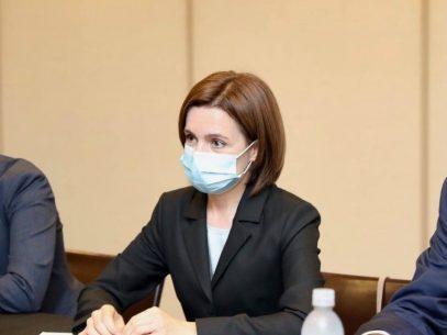 DOC/ Președinta Maia Sandu a semnat decretele privind eliberarea din funcție a trei judecători