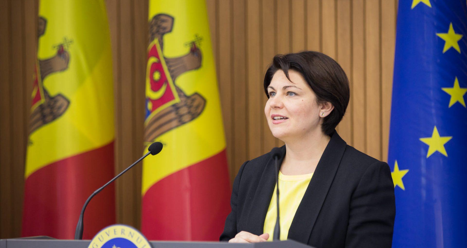 """VIDEO/ Prim-ministra Gavrilița, despre noua componență CNESP: """"Ne-am asigurat că 50% din componența Comisiei sunt specialiști și experți în sănătate publică"""""""