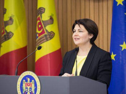 VIDEO/ Prim-ministra Gavrilița susține că va cere să fie verificate toate rezervele de gaze naturale de la întreprinderile din sector