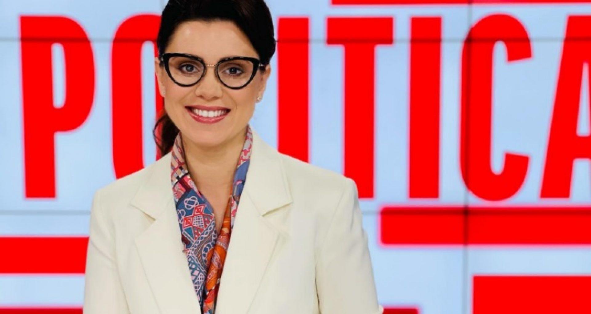 """Emisiunea """"Politica Nataliei Morari"""" de la tv8 se închide. Tv8: """"În urma conflictului de interese Natalia Morari și-a depus demisia"""""""
