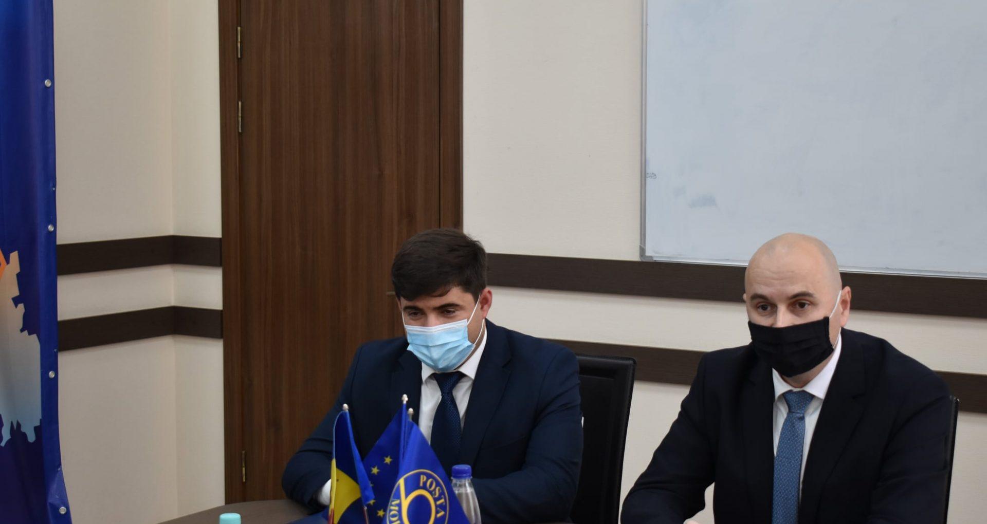 """Roman Cojuhari este noul administrator interimar al Î.S. """"Poșta Moldovei"""": """"Sunt multe lucruri de făcut și sunt deschis spre colaborare pentru a dezvolta această instituție"""""""