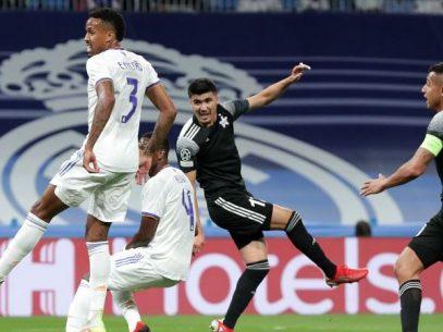 FOTO/ Ce scrie presa internațională despre victoria istorică obținută de Sheriff Tiraspol în fața lui Real Madrid, în a doua etapă a grupelor UEFA Champions League