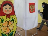 """Locuitori din Donbas au votat în alegerile legislative din Rusia, în pofida criticilor Kievului: autorităţile ruse au eliberat paşapoarte ruseşti pe ultima sută de metri. Ministrul ucrainean de Externe: """"Participare forțată"""""""