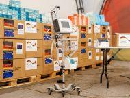 De la izbucnirea pandemiei, UE, statele sale membre și instituțiile financiare europene, alcătuind împreună Echipa Europa, au acordat țărilor partenere 34 de miliarde de euro pentru combaterea COVID-19