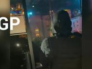 """VIDEO/ Polițiștii au efectuat controale în mai multe spații publice din capitală și suburbii: """"În timp ce nu sunt paturi libere prin spitale, în localuri locuri libere tot nu sunt"""""""