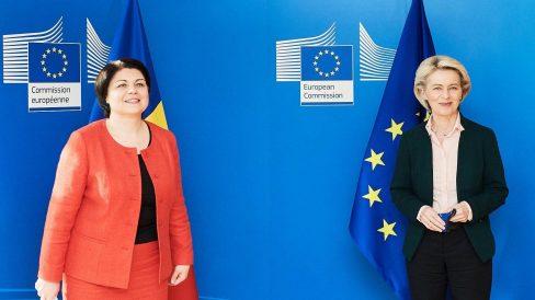 Președinta Comisiei Europene: Comisia oferă 60 de milioane de euro R. Moldova pentru gestionarea actualei crize energetice