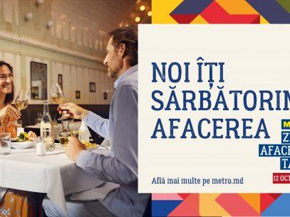 """12 octombrie – """"Ziua Afacerii Tale"""". Află cum poți susține afacerile locale din Moldova"""