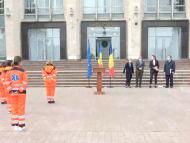 VIDEO/ Un grup de 22 de medici și paramedici din R. Moldova a plecat în România pentru a oferi suport sistemului medical din România, în lupta cu infecția COVID-19