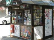 Fără ziare și reviste: chioșcurile de presă din Chișinău rămân din nou fără locurile istorice