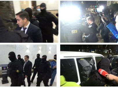 Filmul reținerii procurorului general suspendat: toate acțiunile au avut loc în 8 ore. Cronologia evenimentelor