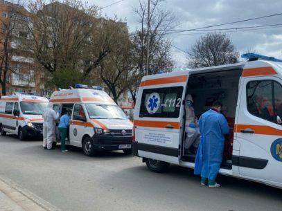 Peste 1560 de cazuri de infectare cu COVID-19 și 34 de decese, înregistrate în ultimele 24 de ore