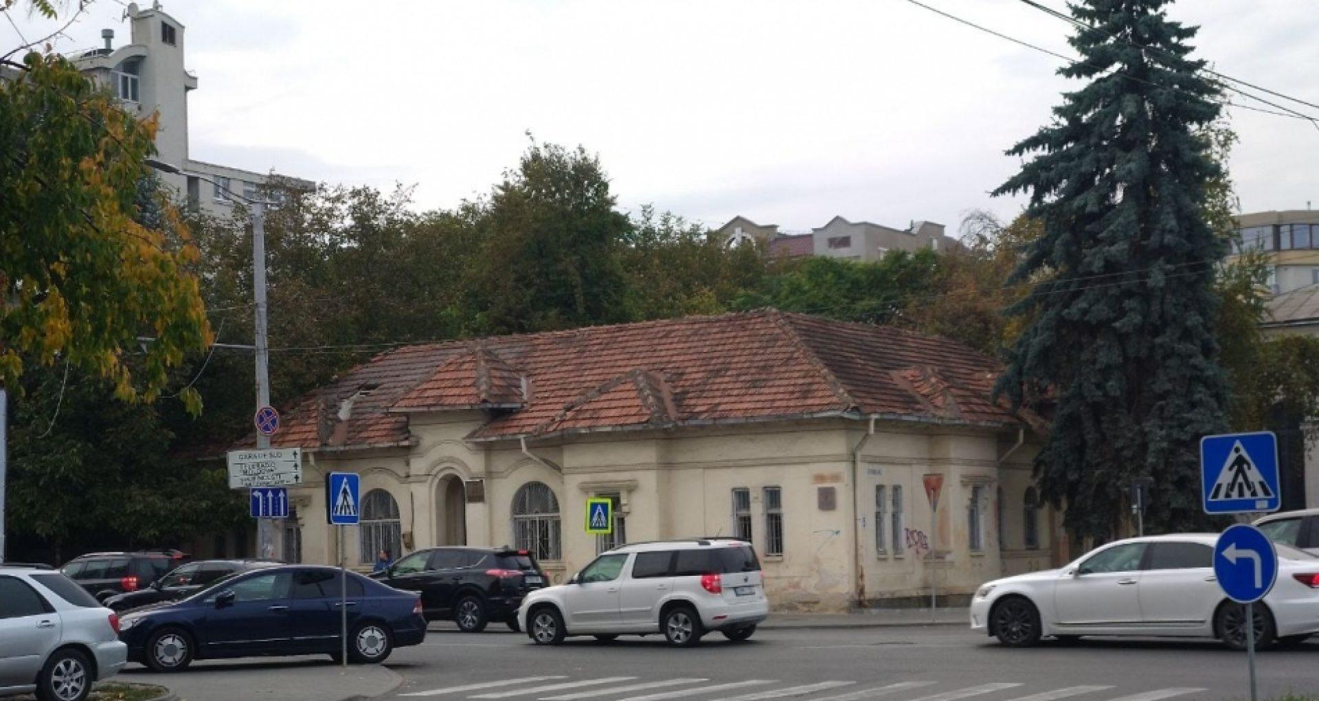 """Primăria mun. Chișinău vrea să creeze Centrul cultural """"Eugen Doga"""", în cadrul unui edificiu amplasat în centrul capitalei"""