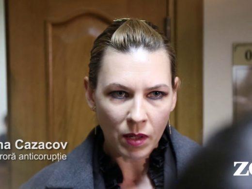 Noua șefă interimară a Procuraturii Anticorupție, prezentată colectivului instituției