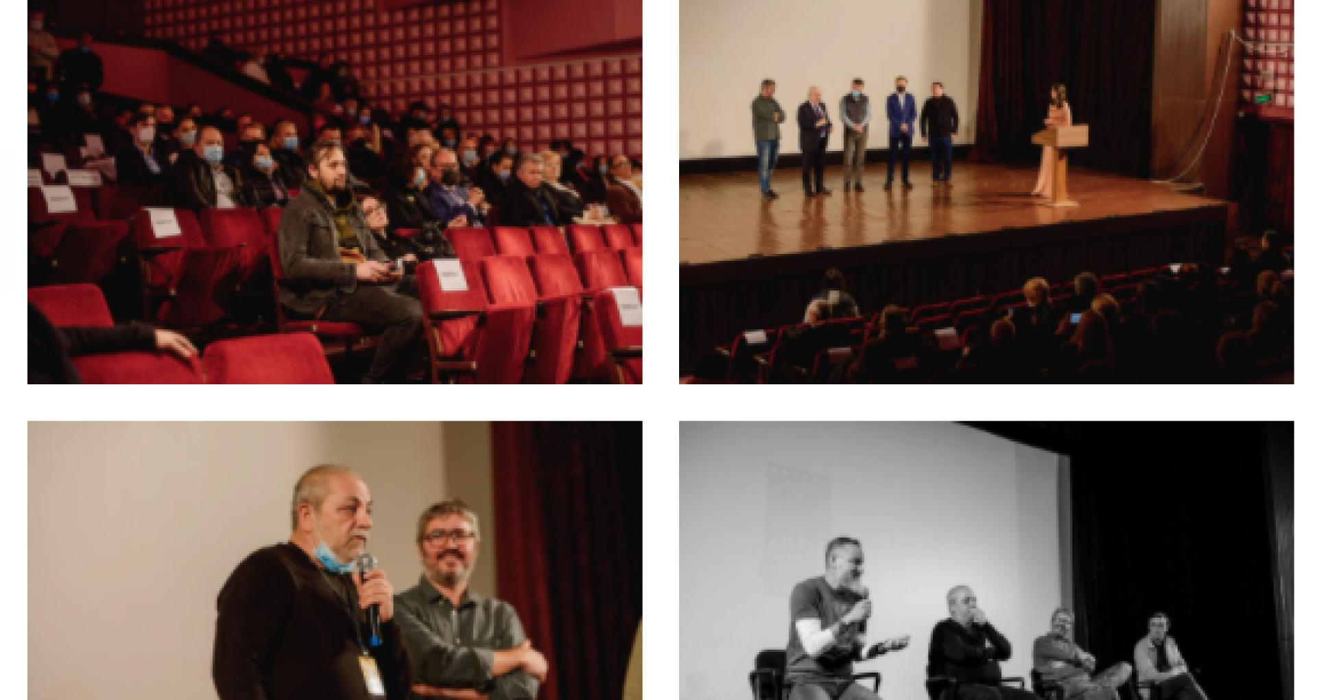 GALERIE FOTO/ S-a încheiat o nouă ediţie de succes a Zilelor Filmului Românesc la Chişinău