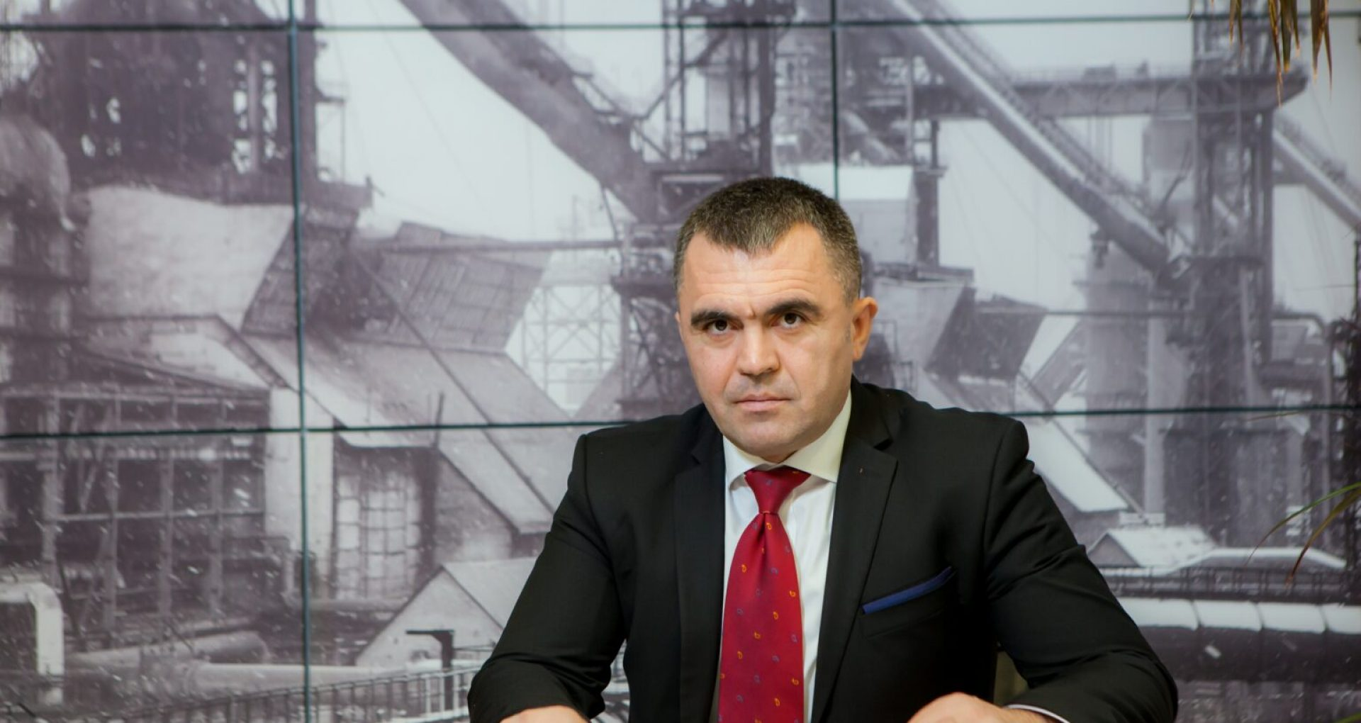 "Directorul general al SA ""Metalferos"" Igor Cujba și-a dat demisia"