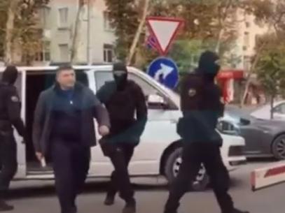 Șeful adjunct suspendat al PG Ruslan Popov, reținut pentru 72 de ore