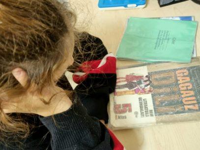 Limba găgăuză: evoluțiile din ultimii 30 de ani